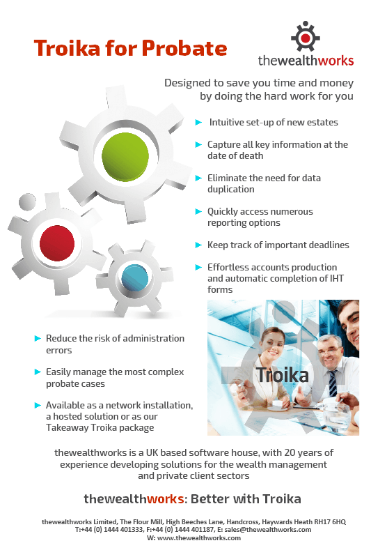 Takeaway Troika